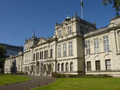 University of Cardiff (Великобритания)