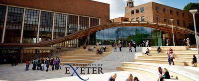 University of Exeter (Великобритания)